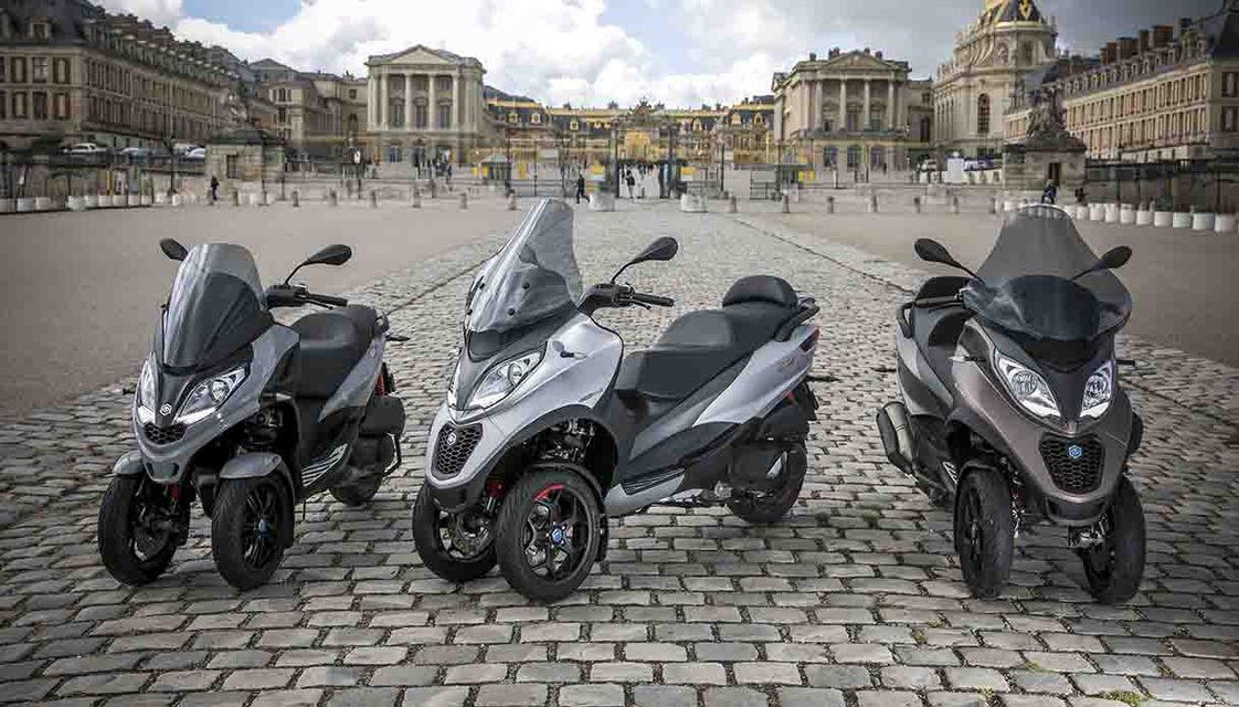 Scooter tre ruote: marche e modelli