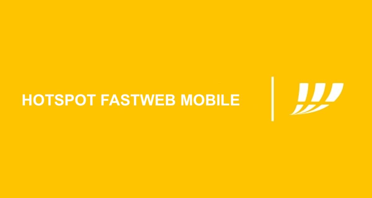 Hotspot Fastweb non funziona: che cosa fare