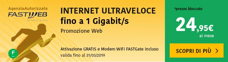 Wind Home Infostrada ADSL/FIBRA